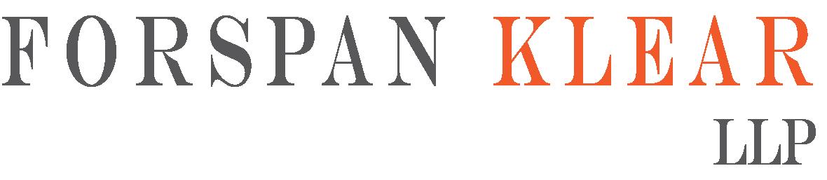 Forspan Klear LLP Logo