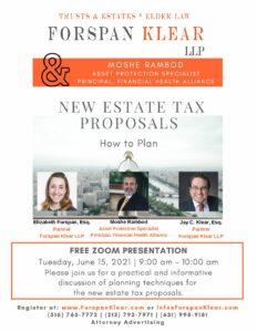 Forspan Klear LLP & Moshe Rambod - Free Zoom Presentation @ Zoom